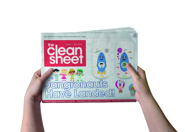 Jangro_CleanSheet_issue1