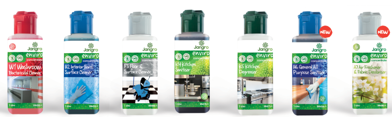 Enviro Concentrates Range_